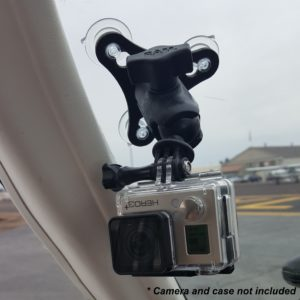 MyPilotPro Spider Swivel GoPro Cockpit Mount