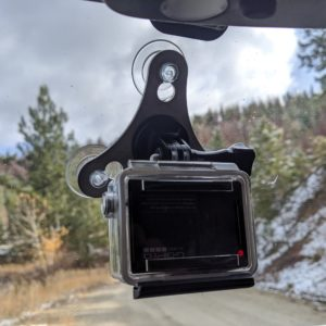 MyPilotPro Spider GoPro Windshield Mount