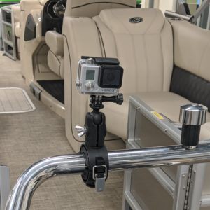 Barracuda GoPro Boat Mount